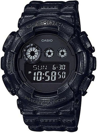 Фото - Casio G-shock GD-120BT-1E casio gd x6900bw 1e