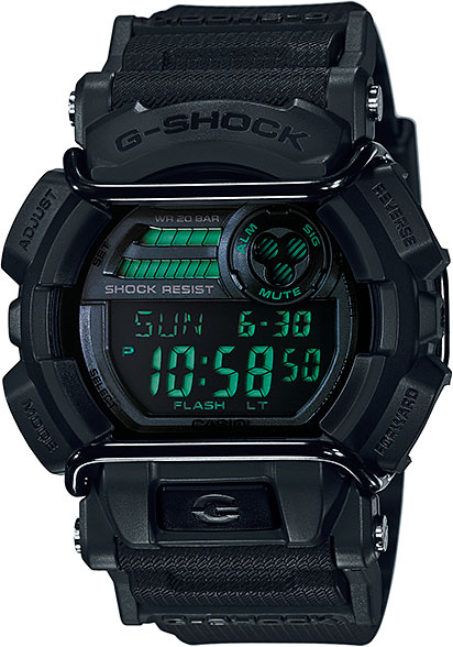 Casio G-shock G-Classic GD-400MB-1E casio gd 400 4