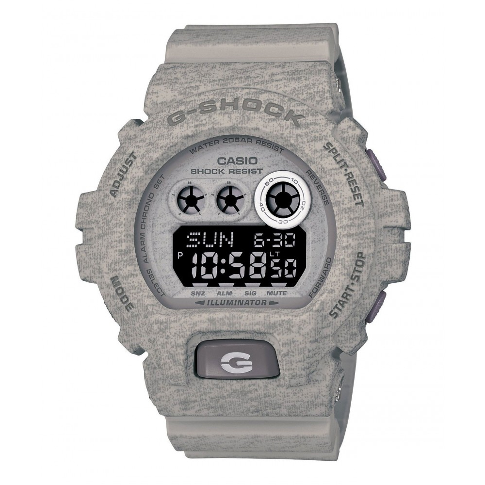 Casio G-shock GD-X6900HT-8E introduction to special education