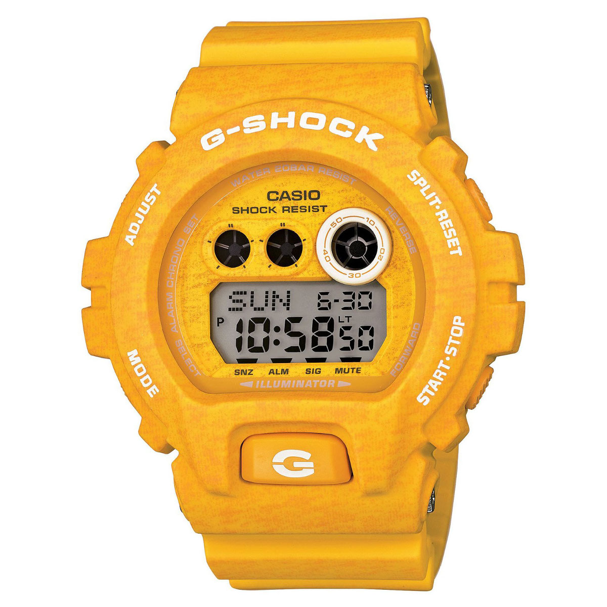 Casio G-shock GD-X6900HT-9E часы casio gd 120cm 5e