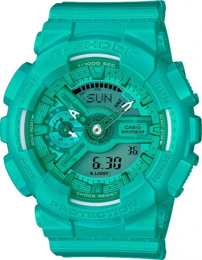 Casio G-shock S Series GMA-S110VC-3A