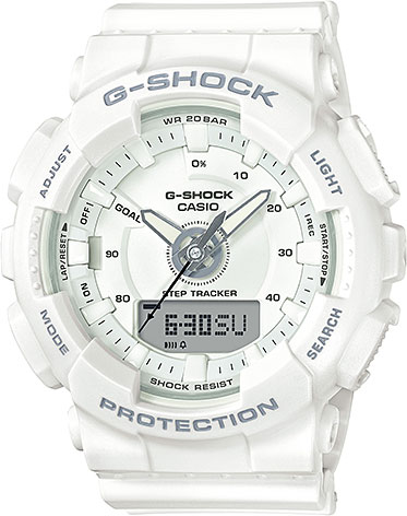 Casio G-shock GMA-S130-7A часы женские casio g shock gma s110mp 4a3 pink