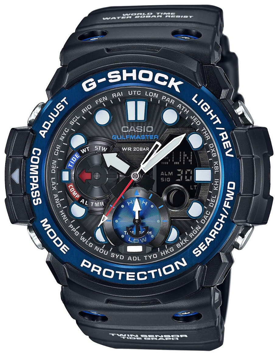 Casio G-shock Gulfmaster GN-1000B-1A anime fairy tail figure lucy heartphilia lucy gravure style figure 24cm pvc action figure toy collection model gift