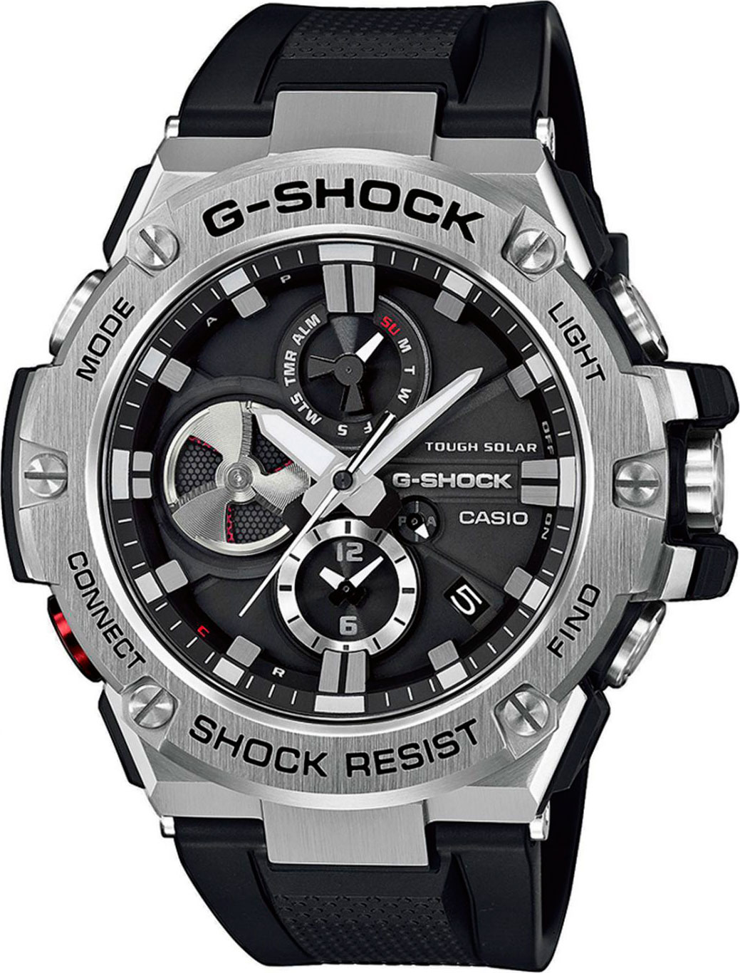 Casio G-shock G-Steel GST-B100-1A цена и фото