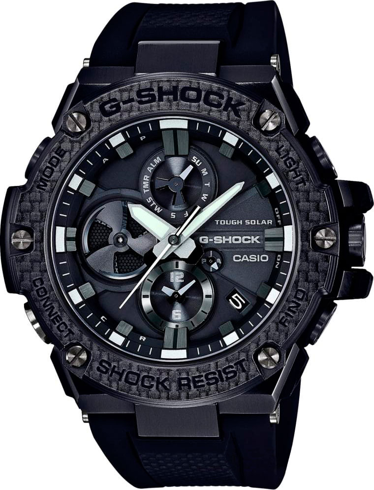 Casio G-shock G-Steel GST-B100X-1A casio g shock mt g mtg g1000gb 1a