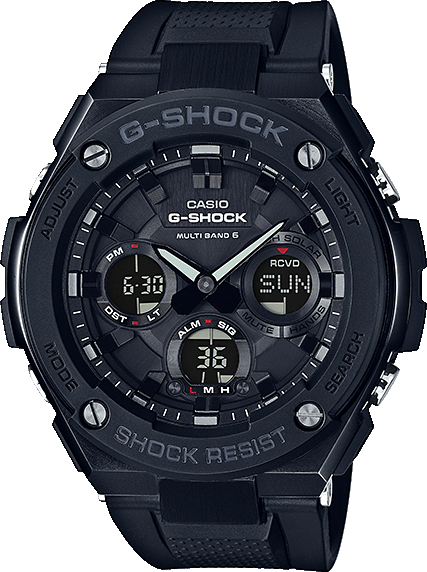 Casio G-shock G-Steel GST-W100G-1B цена и фото