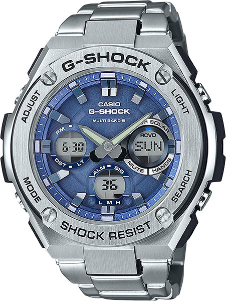 Casio G-shock GST-W110D-2A 10 syringes 5ml 5cc w dispensing tips