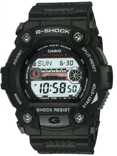Casio G-shock GW-7900-1E часы g shock dw 5600hr 1e casio