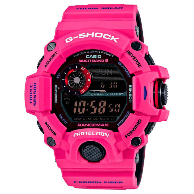 Casio G-shock Rangeman GW-9400SRJ-4E basic psychology 4e sg