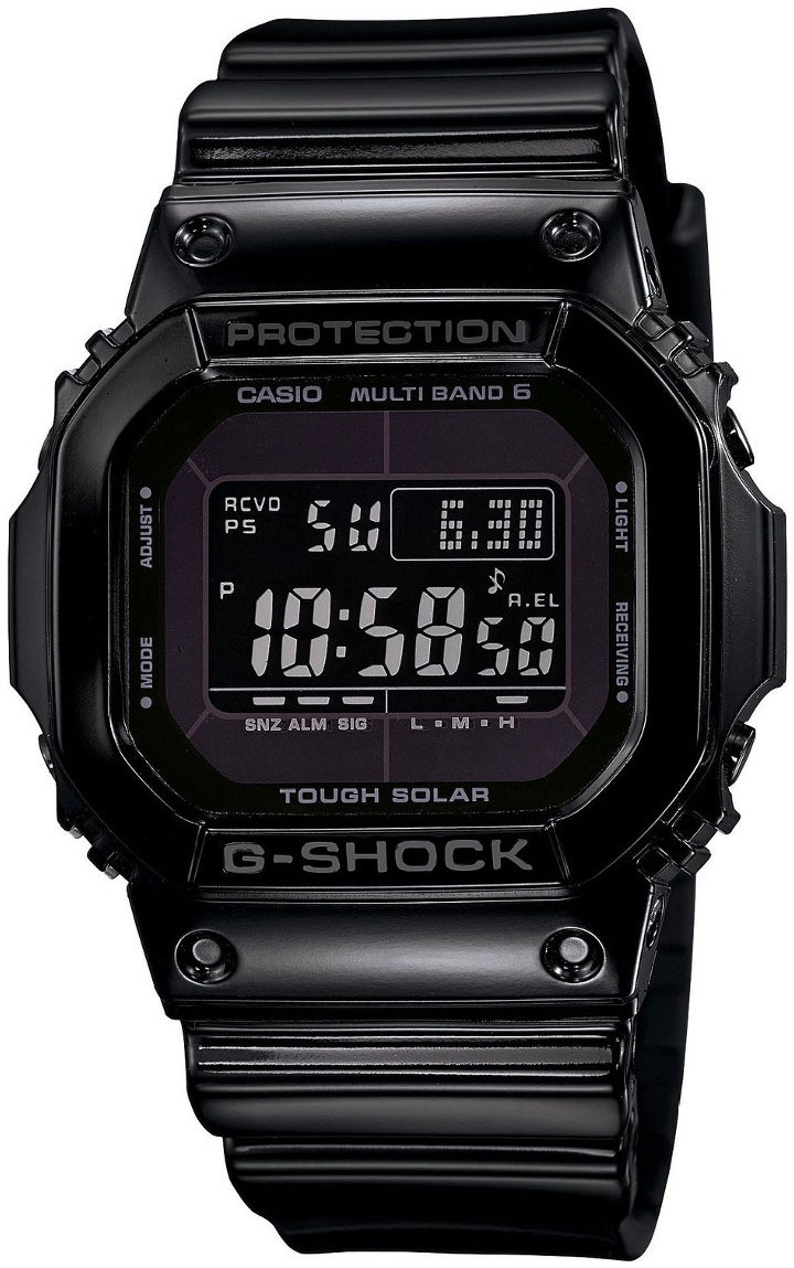 Casio G-shock GW-M5610BB-1E 2016 globe teenagers shoes black color anti fur globe boy low top board shoes better for make up with any pants and clothes