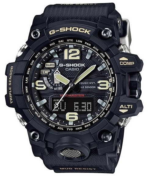 Casio G-shock GWG-1000-1A casio sgw 1000 1a