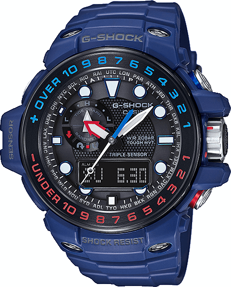 Casio G-shock Gulfmaster GWN-1000H-2A food security