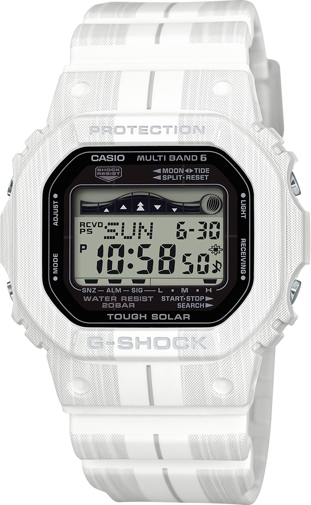 цены  Casio G-shock GWX-5600WA-7E