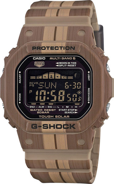 Casio G-shock GWX-5600WB-5E casio g shock 5600