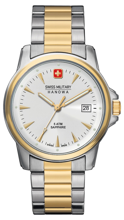 Hanowa Swiss Military Swiss Recruit Prime 06-5044.1.55.001 от Консул