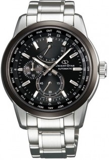 Orient Star World Time JC00001B
