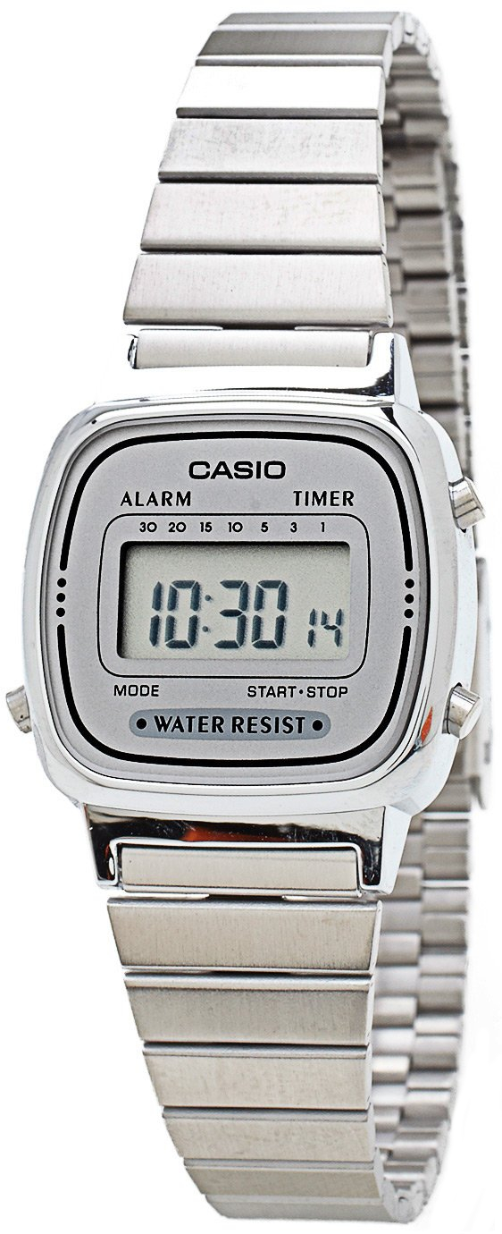 Casio LA670WEA-7E casio gd 100sc 7e