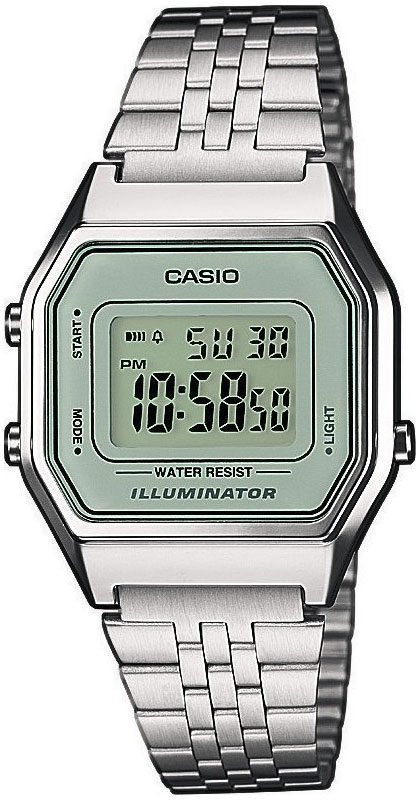 Casio LA680WEA-7E casio gd 100sc 7e