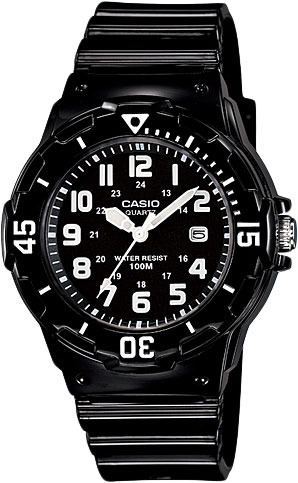 Casio LRW-200H-1B электронные часы casio collection mcw 200h 9a