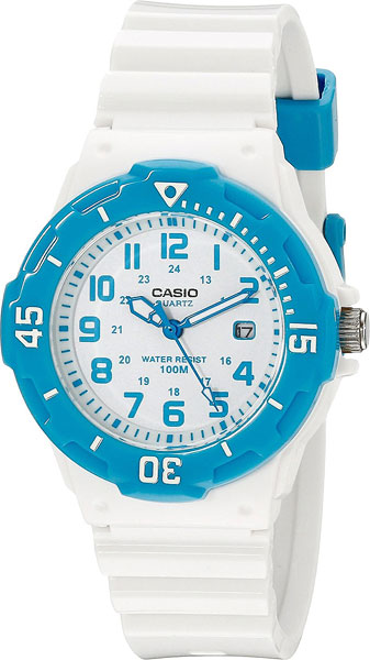 Casio LRW-200H-2B электронные часы casio collection mcw 200h 9a