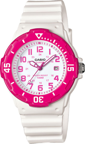 Casio LRW-200H-4B электронные часы casio collection mcw 200h 9a