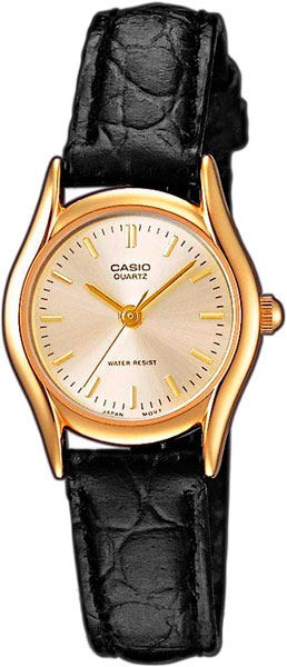 Casio LTP-1154PQ-7A часы casio collection ltp 1154pq 7a gold black