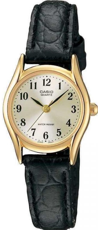 Casio LTP-1154PQ-7B часы casio collection ltp 1154pq 7a gold black