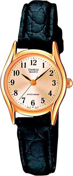 Casio LTP-1154PQ-7B2 часы casio collection ltp 1154pq 7a gold black