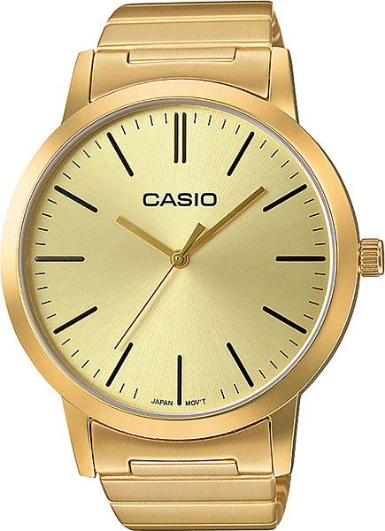 Casio LTP-E118G-9A кварцевые часы casio collection ltp e118g 5a
