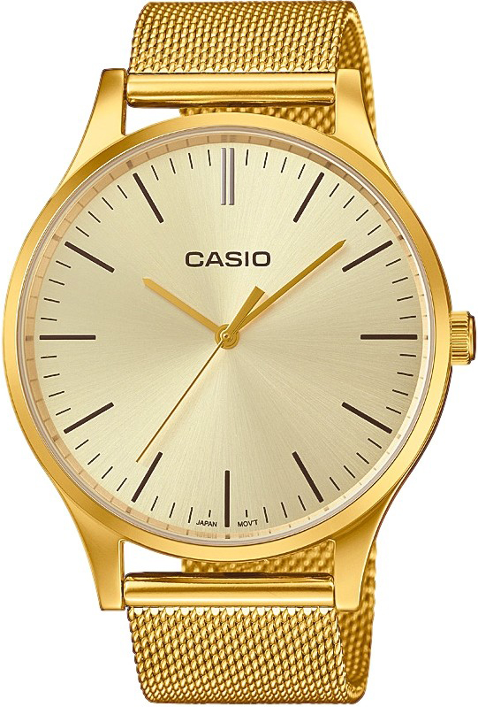 Casio LTP-E140G-9A электронные часы casio collection mcw 200h 9a