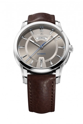 Maurice Lacroix Pontos Day/Date PT6158-SS001-73E