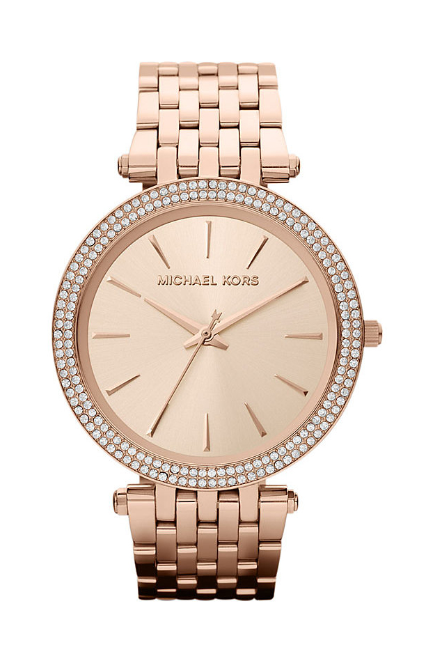Michael Kors Ladies Metals MK3192 heavy metals toxicity