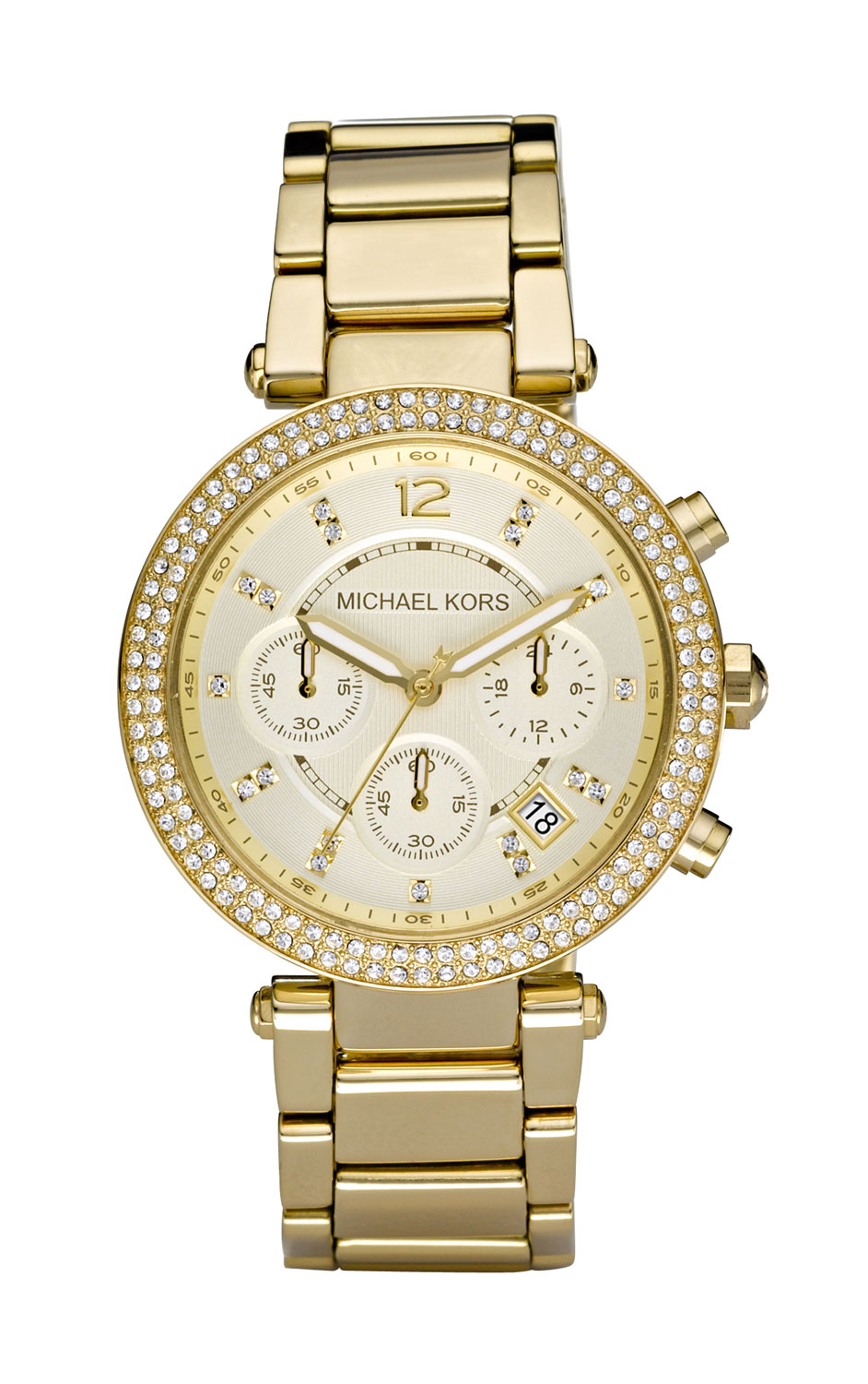 Michael Kors Ladies Metals MK5354 heavy metals toxicity