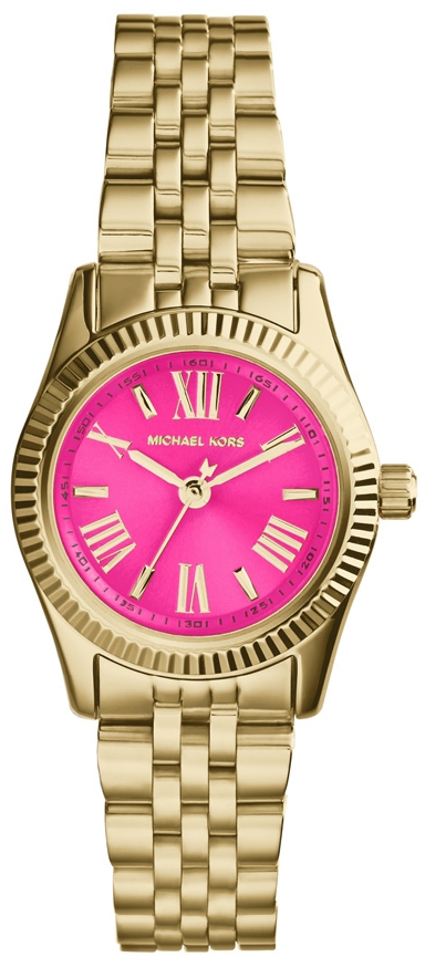 Michael Kors Ladies Metals MK3270 heavy metals toxicity