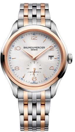 Baume&Mercier Clifton MOA10140 trony clifton auditing oracle
