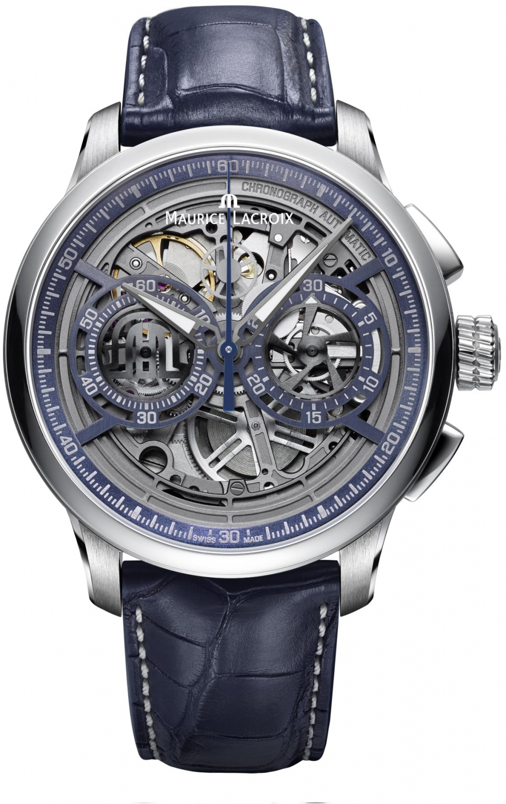 Maurice Lacroix Masterpiece MP6028-SS001-002-1 maurice lacroix masterpiece mp7228 ss001 003 1