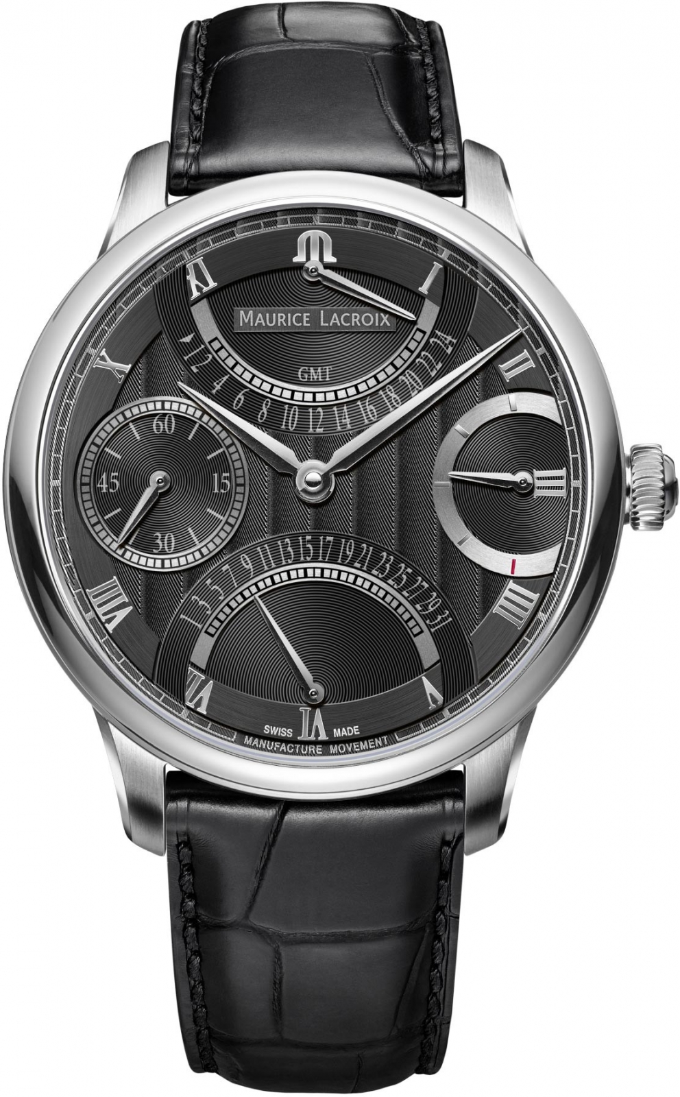 Maurice Lacroix Masterpiece MP6578-SS001-331-1 maurice lacroix masterpiece mp6707 ss001 112