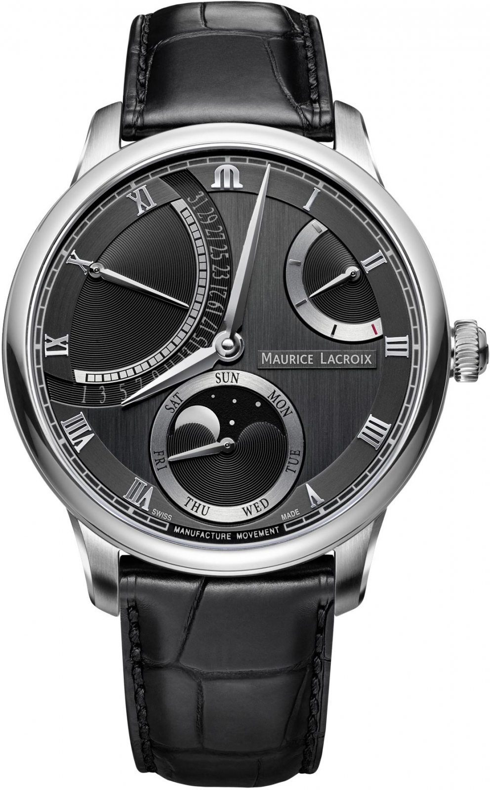 Maurice Lacroix Masterpiece MP6588-SS001-331-1 maurice lacroix masterpiece mp6028 ss001 002 1
