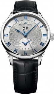 Maurice Lacroix Masterpiece Tradition Date GMT MP6707-SS001-110-1