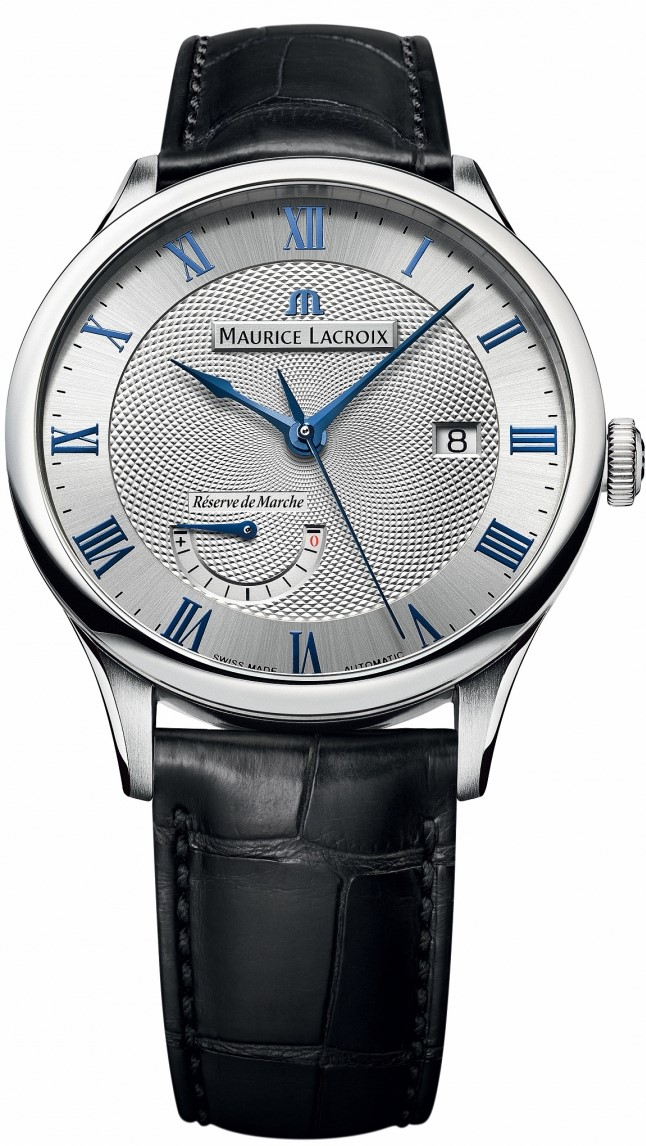 Maurice Lacroix Masterpiece MP6807-SS001-110 часы maurice lacroix