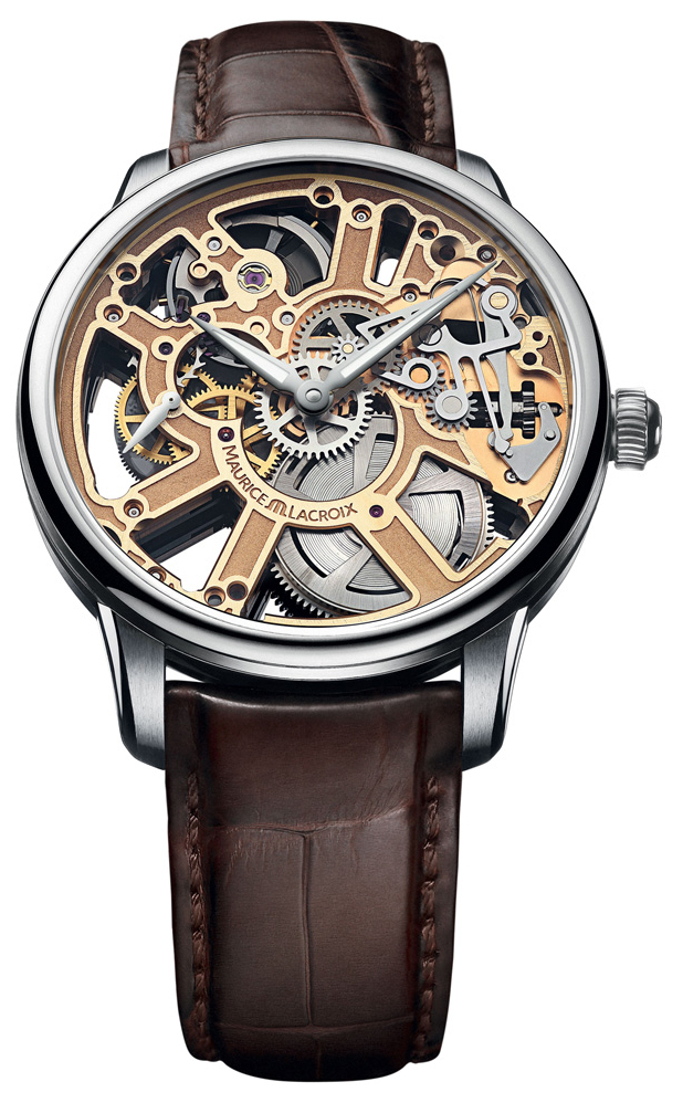 Maurice Lacroix Masterpiece MP7228-SS001-001-2 maurice lacroix masterpiece mp7228 ss001 003 1