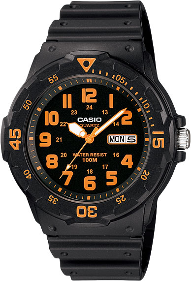 Casio MRW-200H-4B casio часы casio mrw 200h 4b коллекция analog