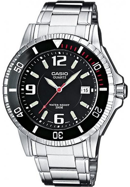 Casio MTD-1053D-1A часы casio collection mtd 1053d 1a silver