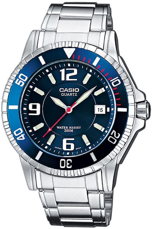 Casio MTD-1053D-2A часы casio collection mtd 1053d 1a silver