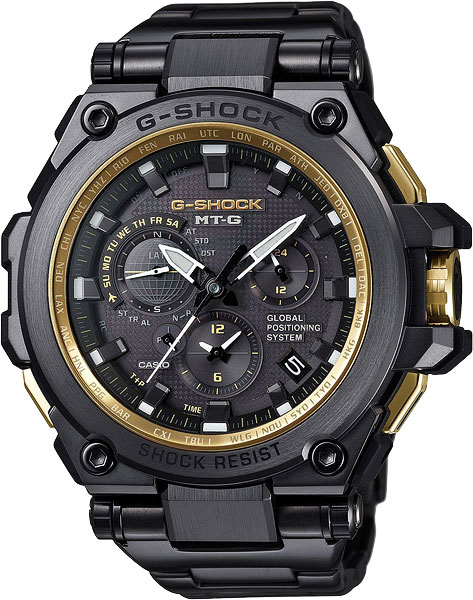 Casio G-shock MT-G MTG-G1000GB-1A casio g shock mt g mtg g1000gb 1a
