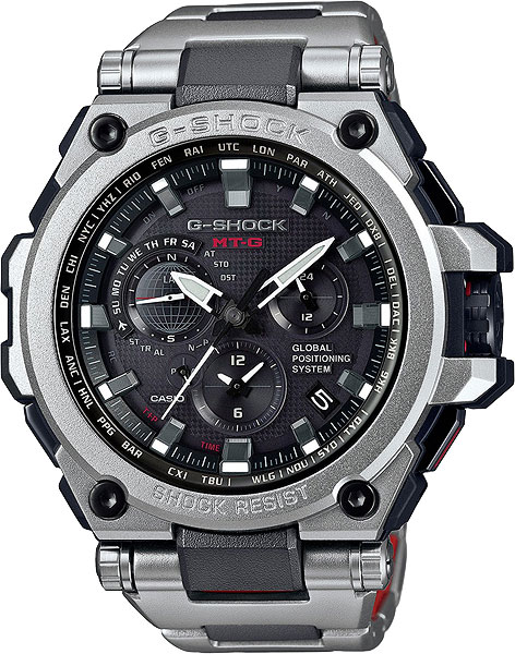 Casio G-shock MTG-G1000RS-1A casio g shock g classic ga 110mb 1a