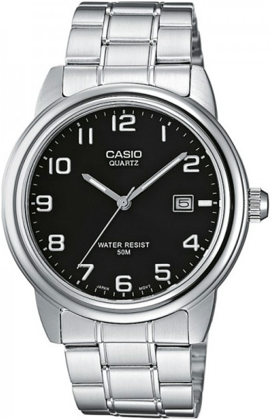 Casio MTP-1221A-1A часы casio collection mtp 1200a 1a silver black