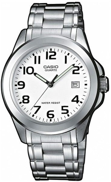 Casio MTP-1259PD-7B мужские часы casio mtp 1259pd 7b