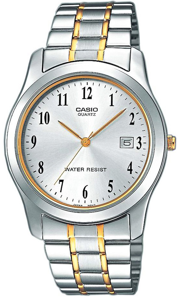 Casio MTP-1264PG-7B кварцевые часы casio collection mtp 1264pg 7b grey