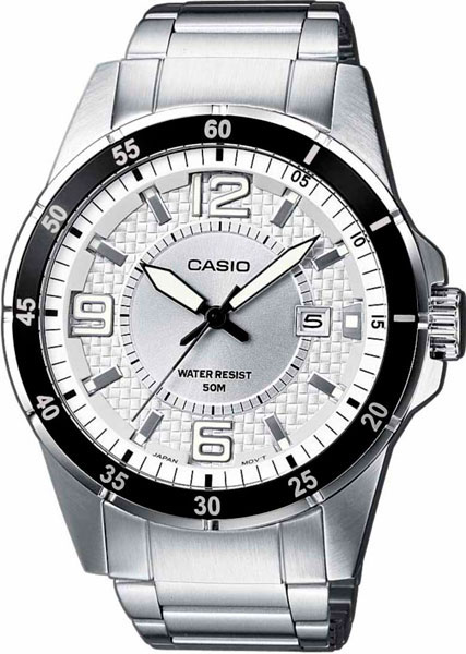 Casio MTP-1291D-7A матрас орматек optima hard cocos cotton double 190x140